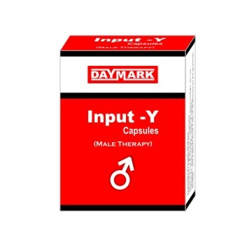 INPUT-Y CAPSULES (MALE THERAPY)